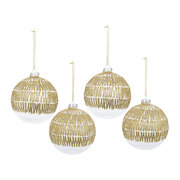 gold-glitter-lines-bauble-set-of-4