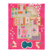 childrens-3d-play-rug-pink-play-house-80x113cm