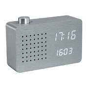 radio-click-clock-aluminium-white-led