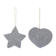 beaded-embroidred-heart-star-tree-decoration-set-of-2-gunmetal