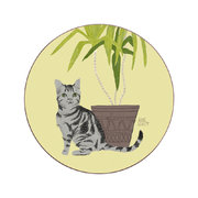 anne-bentley-cats-coaster-tabby