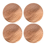 flat-hammered-copper-coasters-set-of-4