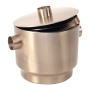 rondo-stainless-steel-ice-bucket-soft-copper