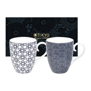 nippon-blue-mug-set-set-of-2-dot-stripe