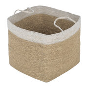 square-stripe-basket-with-handles-white