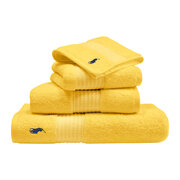 player-towel-yellow-bath-towel