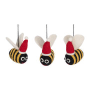 christmas-bumble-bee-tree-decoration-set-of-3