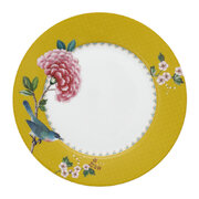 blushing-birds-plate-yellow-21cm