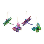 butterfly-dragonfly-tree-decoration-set-of-4