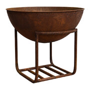 outdoor-cast-iron-firebowl-on-stand-rust