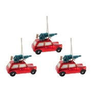 red-car-with-tree-on-roof-tree-decoration-set-of-3
