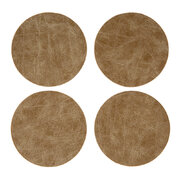 mottled-look-vegan-leather-coasters-set-of-4-taupe