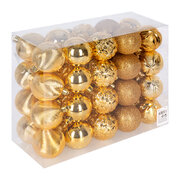 set-of-40-assorted-baubles-light-gold