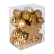 set-of-33-assorted-baubles-and-tree-topper-light-gold