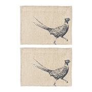 pheasant-linen-placemats-set-of-2