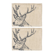 stag-linen-placemats-set-of-2