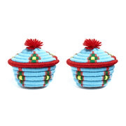 dokht-round-basket-set-of-2-teal-red