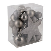 set-of-33-assorted-baubles-and-tree-topper-grey