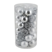 set-of-37-assorted-baubles-silver
