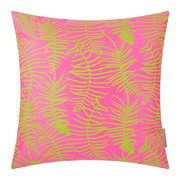 feather-fern-cushion-45x45cm-neon-chartreuse