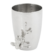 white-orchid-toothbrush-holder