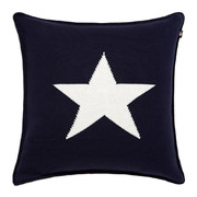 one-star-knit-cushion-50-x-50-cm-yankee-blue