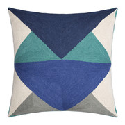 lewitt-pillow-50x50cm-emerald-navy