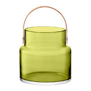 utility-pot-leather-handle-olive-green-28-5cm