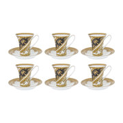 i-love-baroque-cup-saucer-set-of-6-white