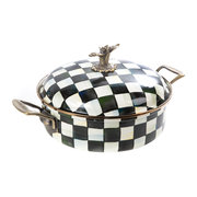 courtly-check-enamel-stockpot-5-qt