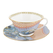 tasse-a-the-et-soucoupe-butterfly-bloom-bleu