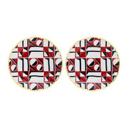 patterned-side-plates-with-gold-rim-set-of-2-spheres