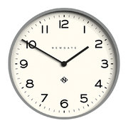 number-one-echo-wall-clock-posh-grey