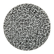 keith-haring-black-pattern-plate