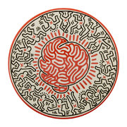 keith-haring-brain-plate