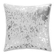 metallic-acid-cowhide-pillow-45x45cm-white-silver