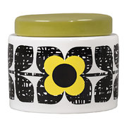 scribble-square-flower-storage-jar-sunshine-small