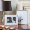 """Essentials - Silver Plated Steel Photo Frame - 5x7"""""""