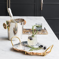 Luxe - Agate Slab Tray