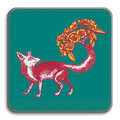 Avenida Home - Puddin' Head - Animaux Coaster - Fox