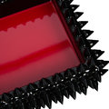 Mike + Ally - Spikes Tray - Black/Red