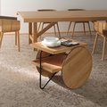 Horm & Casamania - Chariot Table - Wood
