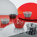 Alessi - Barket Round Basket - Red