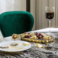 Luxe - Dark Agate Cheese Knives - Set of 4