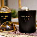 Alexia Peck - Oud Candle & Paperweight