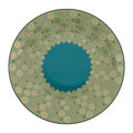 Images d'Orient - Andalusia Plate
