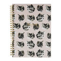 Paul & Joe - A5 Notebook - Cat Cat Cat
