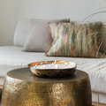 Global Explorer - Etched Metal Candle