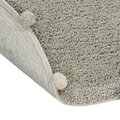 Lorena Canals - Bubbly Round Washable Rug - 120cm - Natural