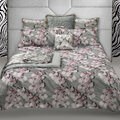 Roberto Cavalli - Divine Orchid Bed Set - Gray
